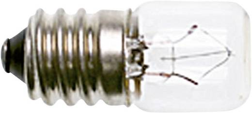 Gloeilampen 220 - 260 V Fitting: E14 Kleurloos RAFI Inhoud: 1 stuks