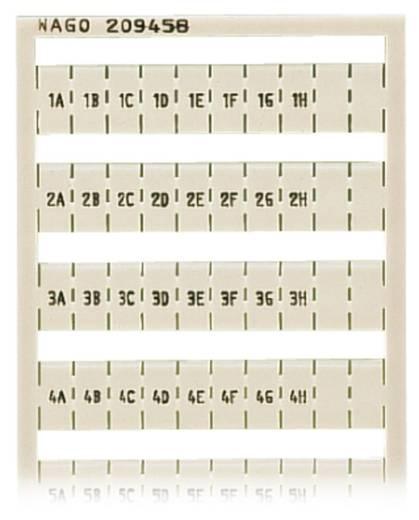 WAGO 209-458 WSB-snelopschriftsysteem 5 stuks