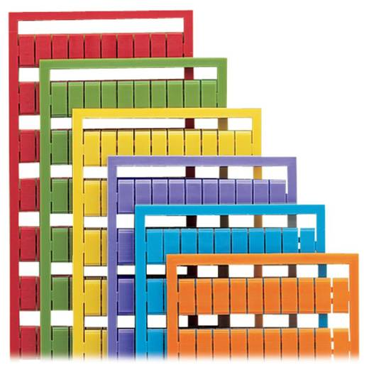 WAGO 209-501/000-006 209-501/000-006 WSB-snelopschriftsysteem 5 stuks