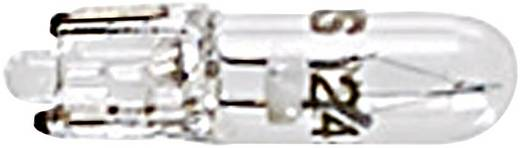 Gloeilampen 24 V Fitting: W2x4,6d Kleurloos RAFI Inhoud: 1 stuks