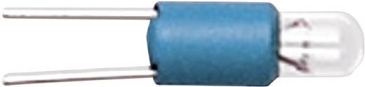 LED 3 V Fitting: Bi-Pin T1 Rood RAFI Inhoud: 1 stuks