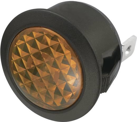 Signaallamp 12 V/DC Amber SCI Inhoud: 1 stuks