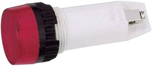 Signaallamp max. 250 V 2 W Fitting=E10 Rood (transparant) RAFI Inhoud: 1 stuks