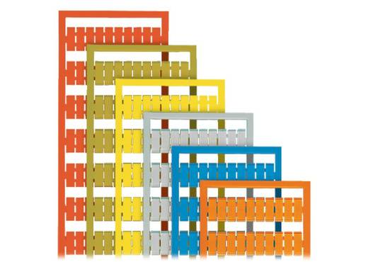WAGO 209-701/000-017 209-701/000-017 WSB-snellabelsysteem 5 stuks