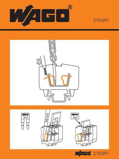 WAGO 210-291 Onderhoudslabels 100 stuks