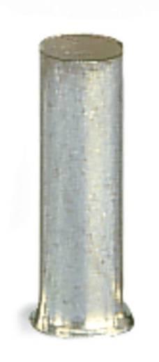 WAGO 216-107 Adereindhulzen 1 x 4 mm² x 10 mm Ongeïsoleerd Metaal 1000 stuks