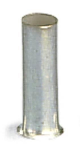 WAGO 216-124 Adereindhulzen 1 x 1.50 mm² x 6 mm Ongeïsoleerd Metaal 1000 stuks