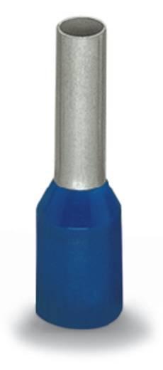 WAGO 216-246 Adereindhulzen 1 x 2.50 mm² x 12 mm Deels geïsoleerd Blauw 1000 stuks