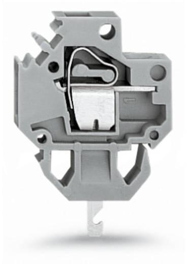 Veerkachtklemblok 4.00 mm² Aantal polen 1 226-104 WAGO Grijs 200 stuks