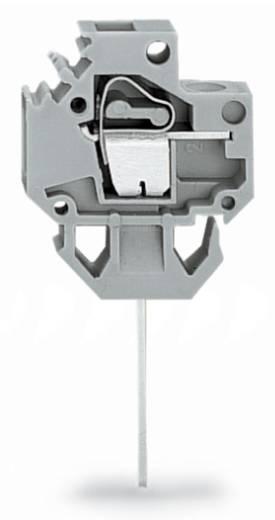 Veerkachtklemblok 4.00 mm² Aantal polen 1 226-112 WAGO Grijs 150 stuks