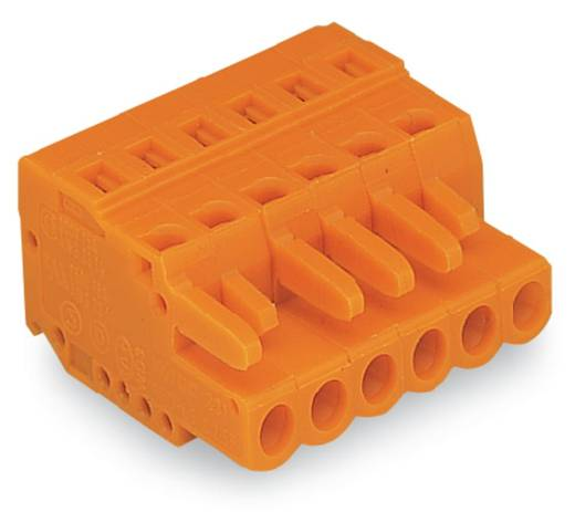 WAGO 231-312/026-000 Busbehuizing-kabel 231 Totaal aantal polen 12 Rastermaat: 5.08 mm 25 stuks