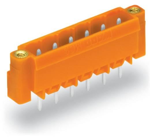 Male header (standaard) 300 Totaal aantal polen 6 WAGO 231-336/108-000 Rastermaat: 5.08 mm 100 stuks
