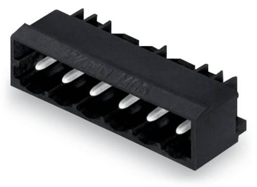 Male header (standaard) 300 Totaal aantal polen 4 WAGO 231-464/001-000/105-604 Rastermaat: 5 mm 200 stuks