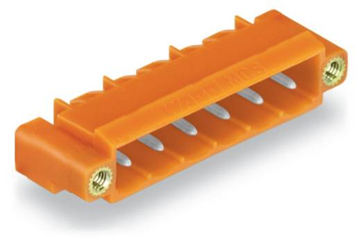 WAGO 231-546/108-000 Male header (standaard) 300 Totaal aantal polen 16 Rastermaat: 5.08 mm 50 stuks