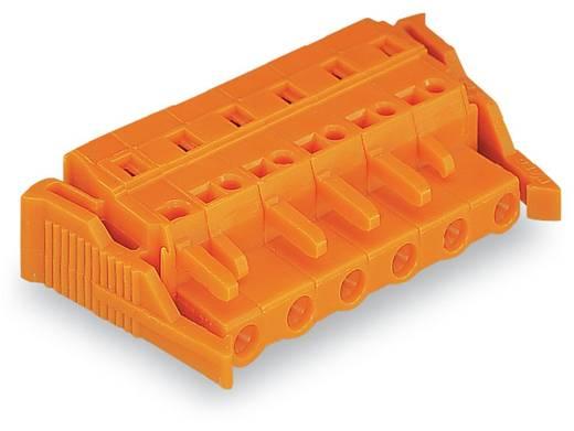 WAGO 231-710/037-000 Busbehuizing-kabel 231 Totaal aantal polen 10 Rastermaat: 7.62 mm 25 stuks