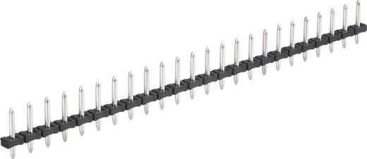 Male header, inbouw (precisie) Aantal rijen: 1 Aantal polen per rij: 6 PTR 50130065001G 1 stuks