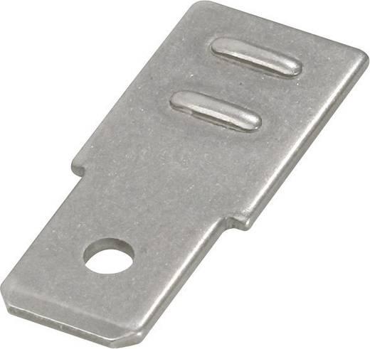 Vogt Verbindungstechnik 38402SBS.80 Plug-tong Insteekbreedte: 6.3 mm Insteekdikte: 0.8 mm 180 ° Ongeïsoleerd Metaal 1 stuks