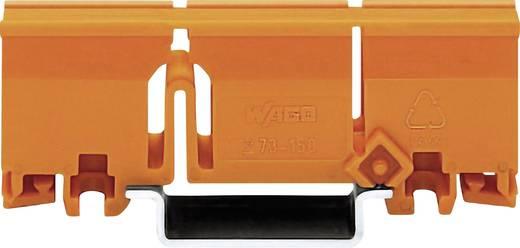 WAGO 273-150 Bevestigingsadapter Oranje 1 stuks
