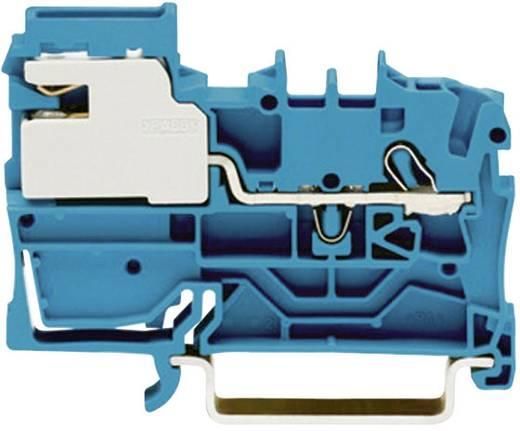 Scheidingsklem 5.20 mm Veerklem Toewijzing: N Blauw WAGO 2002-7114 1 stuks