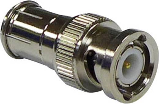 Conrad Components Coax-bus - BNC-adapter BNC-stekker 1 stuks