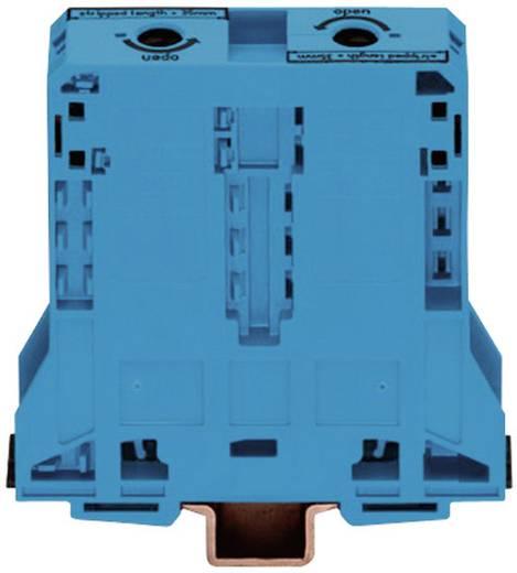 Doorgangsklem 25 mm Veerklem Toewijzing: N Blauw WAGO 285-194 1 stuks