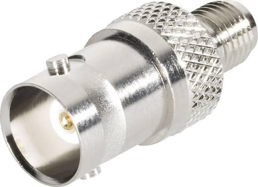 BKL Electronic 0409043 BNC-bus - SMA-adapter SMA-bus 1 stuks