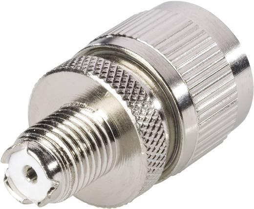 BKL Electronic 0407016 N-stekker - Mini FM-adapter Mini-UHF-bus 1 stuks