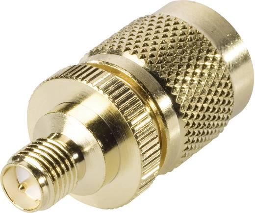 BKL Electronic 0419414 TNC-reverse-stekker - SMA-reverse-adapter SMA-reverse-bus 1 stuks
