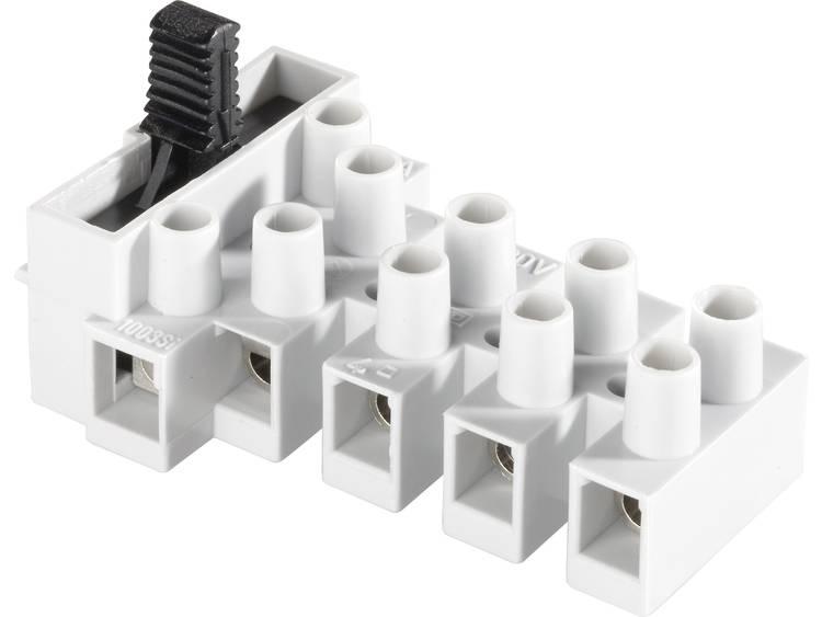 Adels-Contact 1003 SI-2 DS Kroonsteen flexibel: 0.5-4 mm² massief: 0.5-4 mm² Aantal polen: 2 Inhoud: