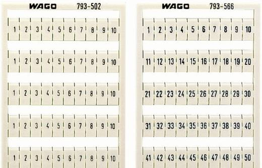 WAGO 793-4572 WMB-markeringskaartjes 1 stuks