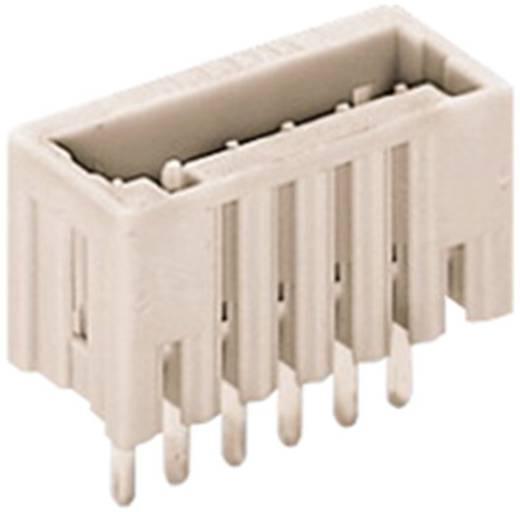 WAGO 733-333 Penbehuizing-kabel 733 Totaal aantal polen 3 Rastermaat: 2.50 mm 1 stuks