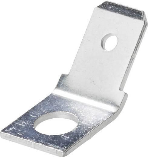 Vogt Verbindungstechnik 3856.60 Plug-tong Insteekbreedte: 6.3 mm Insteekdikte: 0.8 mm 45 ° Ongeïsoleerd Metaal 1 stuks