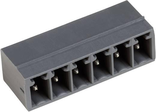 PTR 51550055235F Penbehuizing-board STL(Z)1550 Totaal aantal polen 5 Rastermaat: 3.81 mm 1 stuks