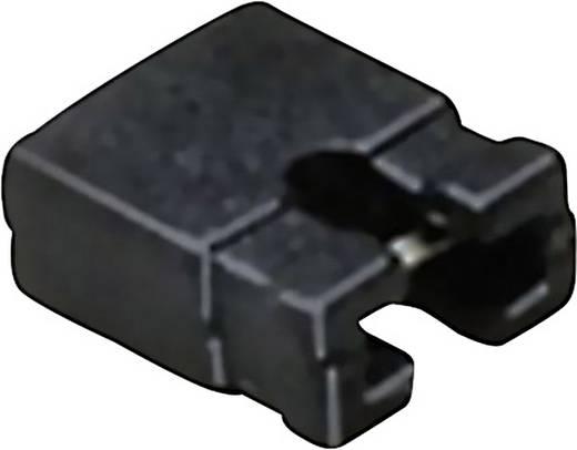 BKL Electronic 10120902 Kortsluitingsbrug Rastermaat: 2 mm Inhoud: 1 stuks