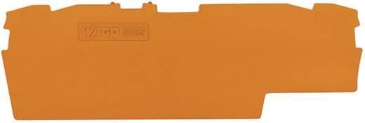 WAGO 2002-1892 Afsluitplaat 1 stuks