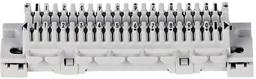 3M 79101-517 00 LSA-PLUS Aansluitingsstroken Model 1 Verbindingsstrook 10 dubbele draden Grijs 1 stuks