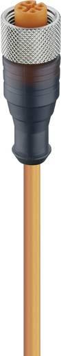 Lumberg Automation RKT 4-3-06/2 M Schakelaarsensoraansluitkabel, M12-koppeling, recht Aantal polen: 3 Inhoud: 1 stuks