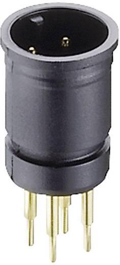 Lumberg Automation RSEL 4 Inbouwstekker M12 voor sensoren Aantal polen: 4 Inhoud: 1 stuks