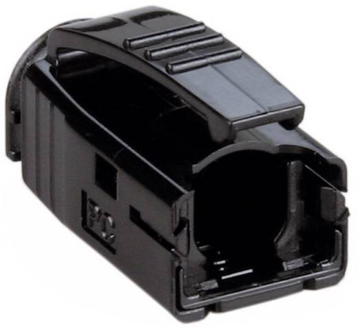 Knikbescherming voor RJ45 connectoren 1401008202-E Zwart Metz Connect 1401008202-E 1 stuks