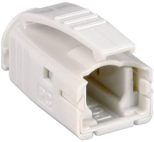 Knikbescherming voor RJ45 connectoren 1401008203-E Lichtgrijs Metz Connect 1401008203-E 1 stuks
