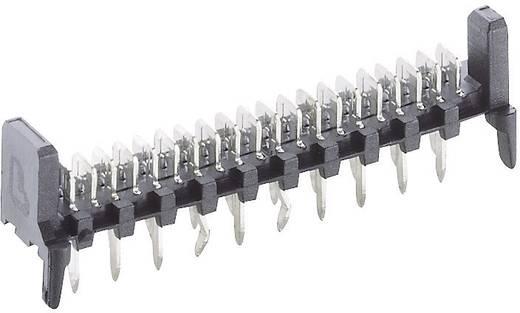 Lumberg MICS 14 Male connector Totaal aantal polen 14 Aantal rijen 1 1 stuks