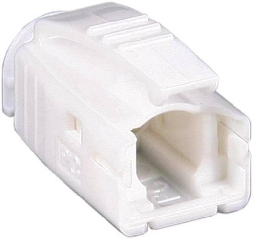 Knikbescherming voor RJ45 connectoren 1401008204-E Wit Metz Connect 1401008204-E 1 stuks