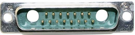 Conec 7W2 D-SUB hybride 180 ° Soldeerkelk 1 stuks
