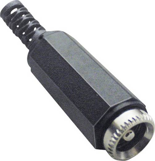 BKL Electronic 072209 Laagspannings-connector Bus, recht 5.5 mm 2.5 mm 1 stuks