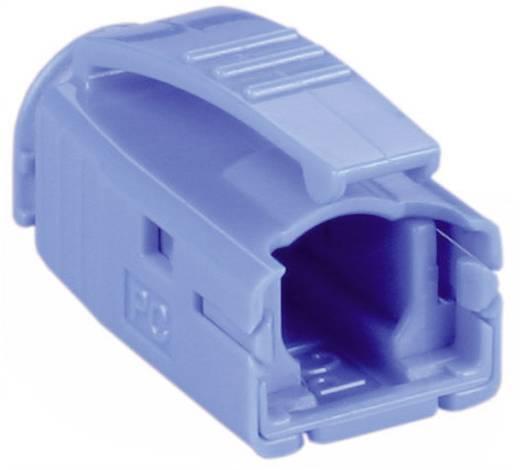 Knikbescherming voor RJ45 connectoren 1401008206-E Blauw Metz Connect 1401008206-E 1 stuks