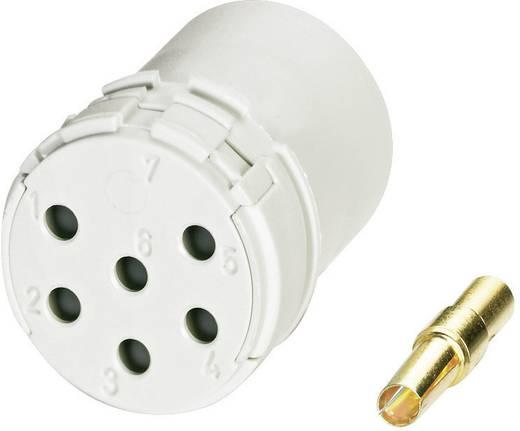 Coninvers RC-12S2N8D0000 Contactinzetten met crimpcontacten voor serie RC, UC en TU 1 stuks