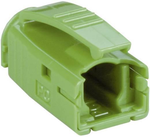 Knikbescherming voor RJ45 connectoren 1401008207-E Groen Metz Connect 1401008207-E 1 stuks