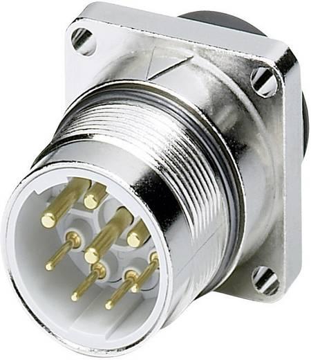 Coninvers SF-7EP1N8AWK00 Kabelconnector - power M23 - Serie P30 Zilver 1 stuks