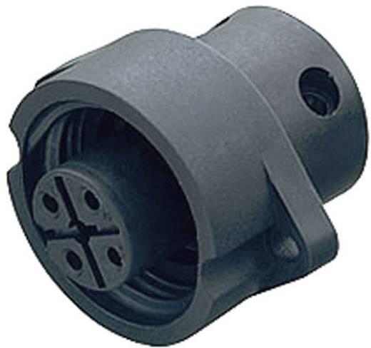 Standaard ronde stekkerverbinding serie 692 Flensstekker Binder 09-0212-00-04 IP67 Aantal polen: 3 + PE