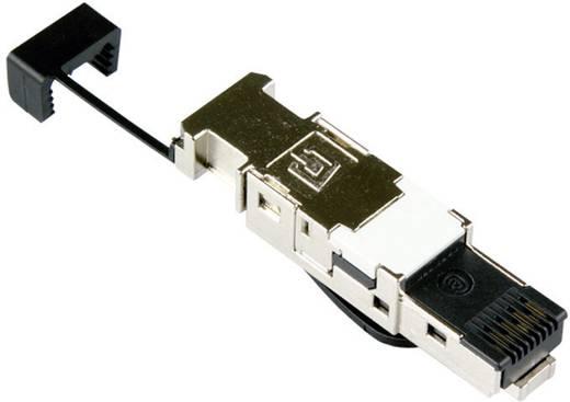 RJ45 stekker CAT 6A Stekker, recht Aantal polen: 8P8C 1401405012-I Metz Connect 1401405012-I 1 stuks
